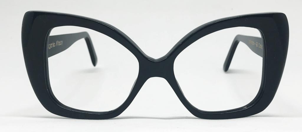 grandes lunettes papillon
