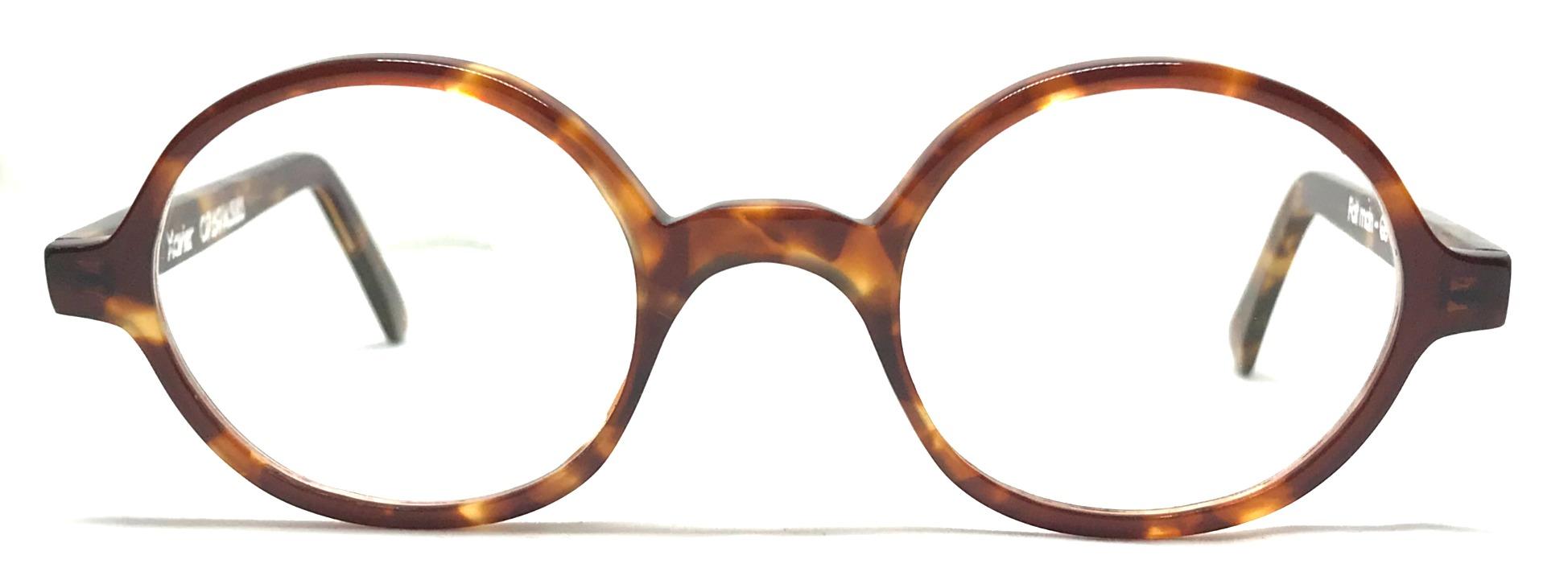 lunettes rondes écaille