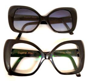 lunettes solaires papillon