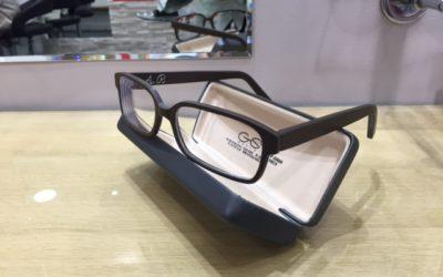 Petites lunettes rectangles