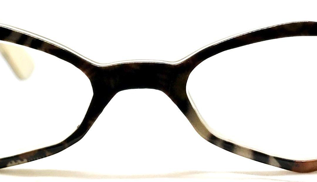 lunettes forme losange